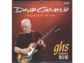 GHS Boomers David Gilmour Sign 0105-050