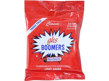 GHS Boomers Light 010-046 (3-Pack)