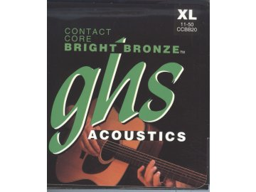GHS Contact Core Bright Bronze Extra Light 011-050