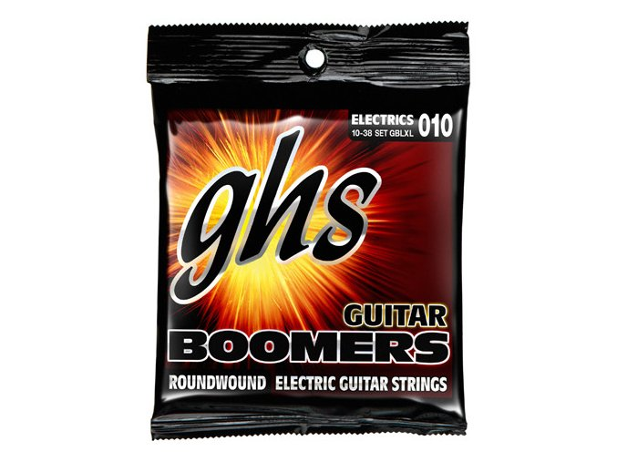 GHS Boomers Light/Extra Light 010-038
