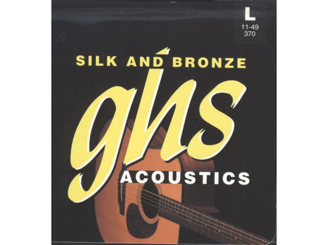 GHS Silk and Bronze Light 011-049