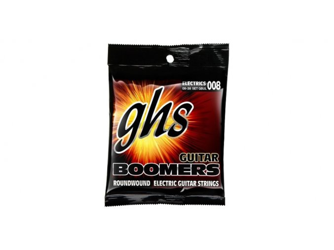GHS Boomers Ultra Light 008-038