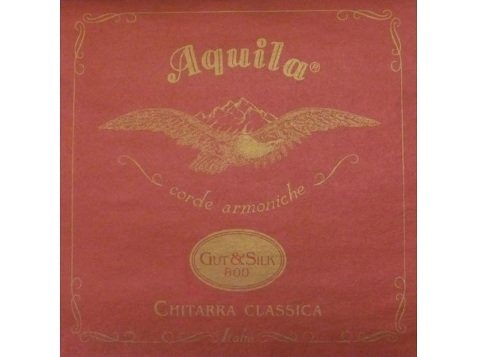 Aquila Gut & Silk 800 - Classical Guitar