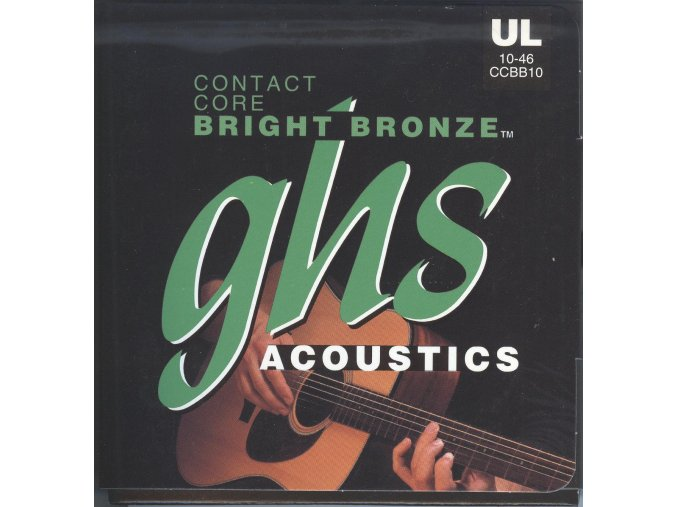 GHS Contact Core Bright Bronze Ultra Light 010-046