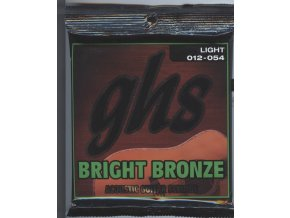 GHS Bright Bronze 80-20 Light 012-054