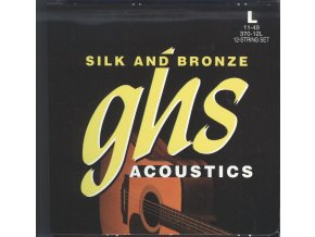 Silk and Bronze Light 011-049 12 string