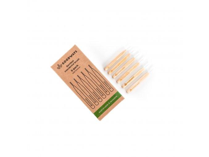 Dentální hygiena Mezizubní kartáčky