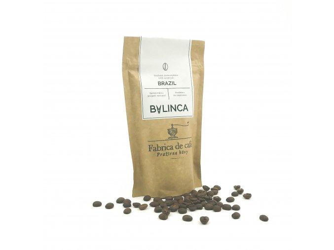 Zrnková káva Brazil