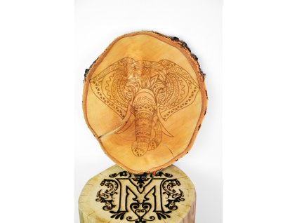 dřevěný kulán