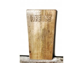 Dřevěné prkénko na sýry