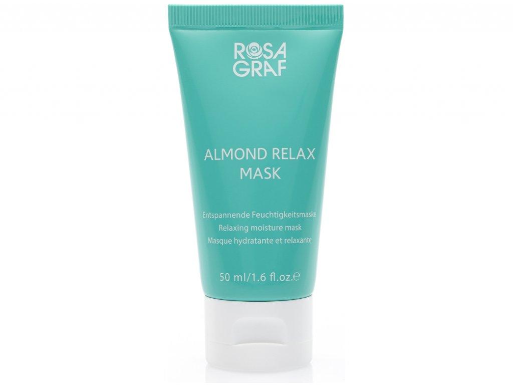 Almond relax mask  Mandlová relaxační maska