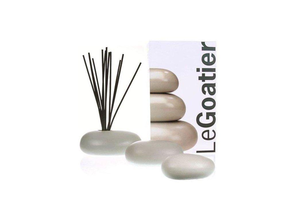 diffuseur de parfum goa galets tige rotin noir vid