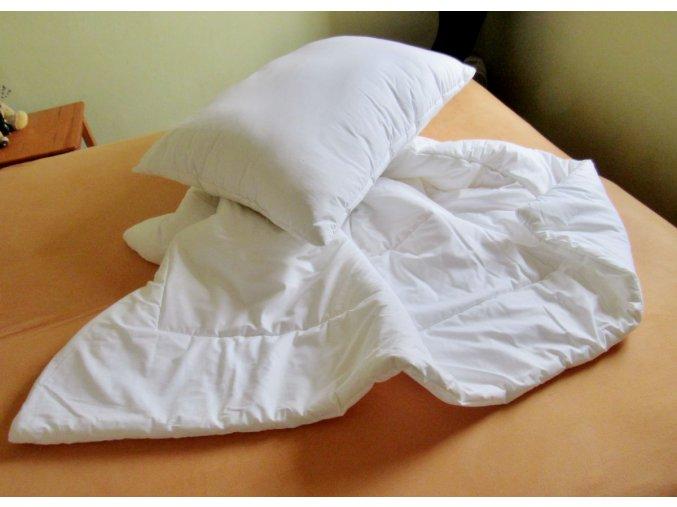 Zdravotní polštář 70x90 cm na zip