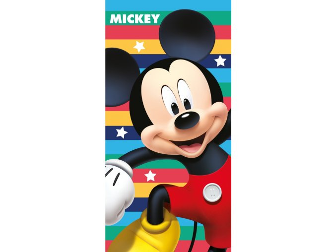 Mickey cool stripe