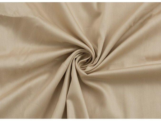 satenove prosteradlo luxury collection 180x200cm bezove 0