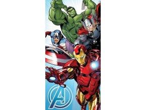 Avengers light blue