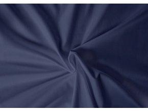 satenove prosteradlo luxury collection 90x200cm tmave modre 0