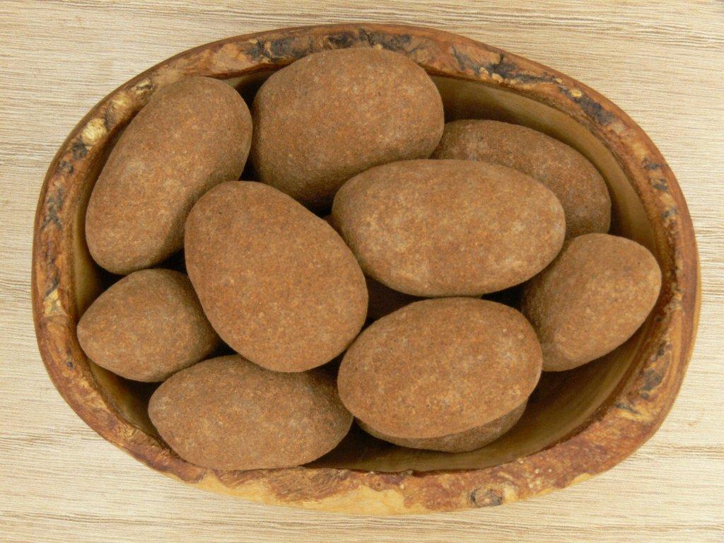 Datle v čokoláde so škoricou