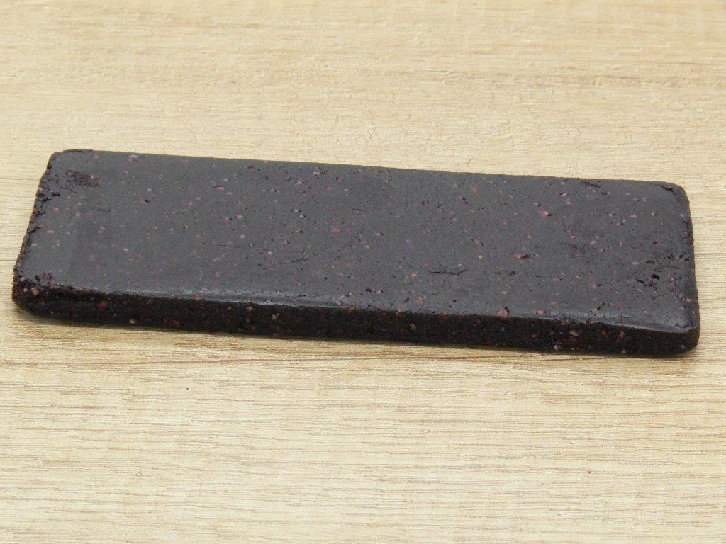 Raw tyčinka čučoriedka s černicou
