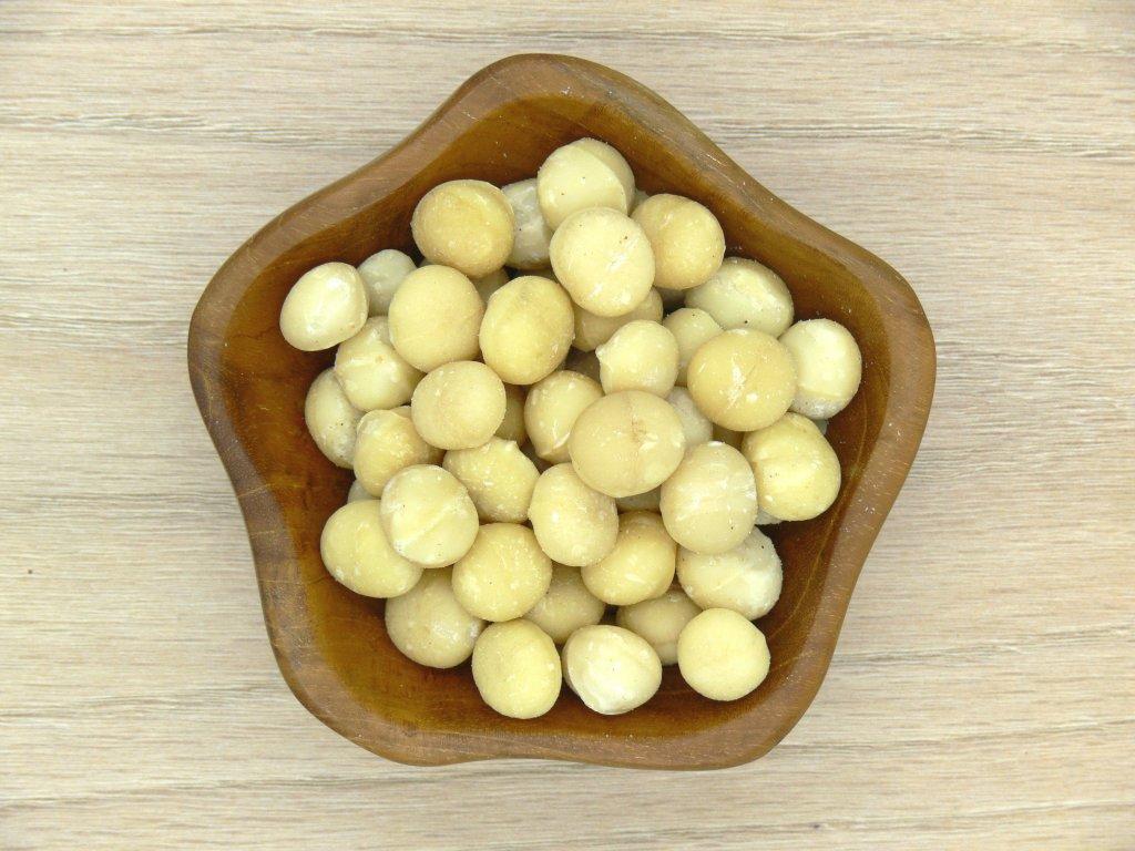 Makadamové orechy RAW