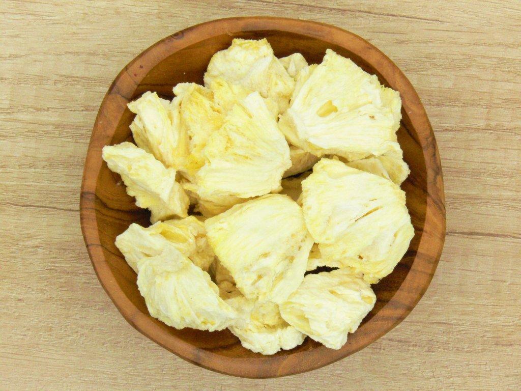 Ananás lyofilizovaný