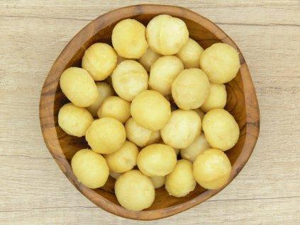 Makadamové orechy pražené solené
