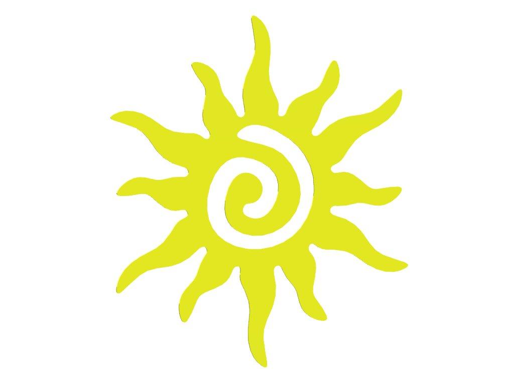 Domovní slunce