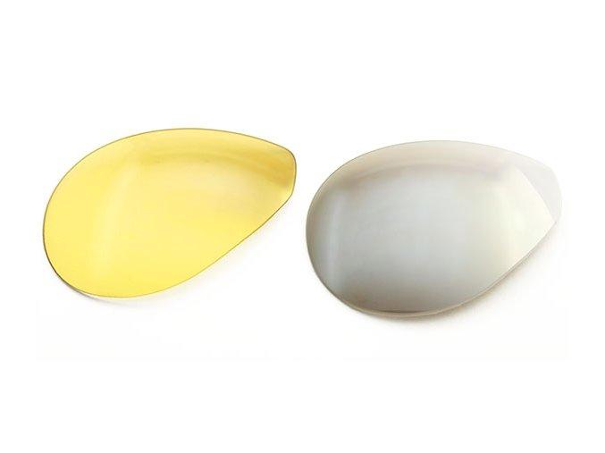 náhradní čočky pro moto brýle TT a TT 4V