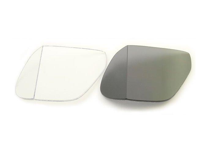 Náhradní čočky pro moto brýle CUSTOM