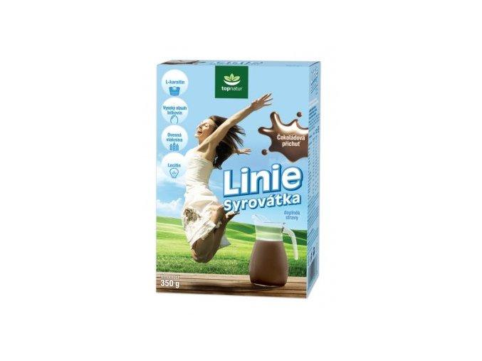Syrovátka Linie čokoládová
