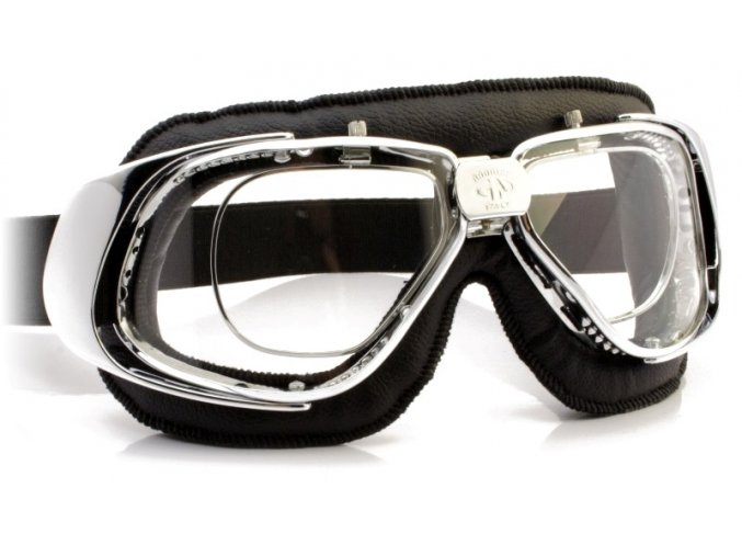 Moto brýle Rider 4V s dioptrickým rámečkem
