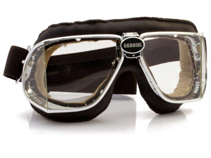 Motocyklové brýle Custom