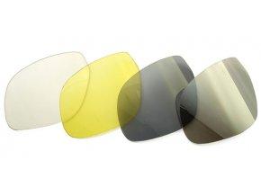 Náhradní čočky pro moto brýle RIDER, CRUISER, BIKER