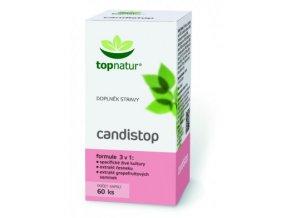 Směs probiotických kultur Candistop