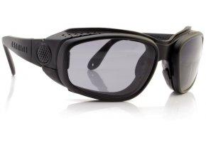 Motocyklové brýle MODULAR 1 Fast černá/šedé