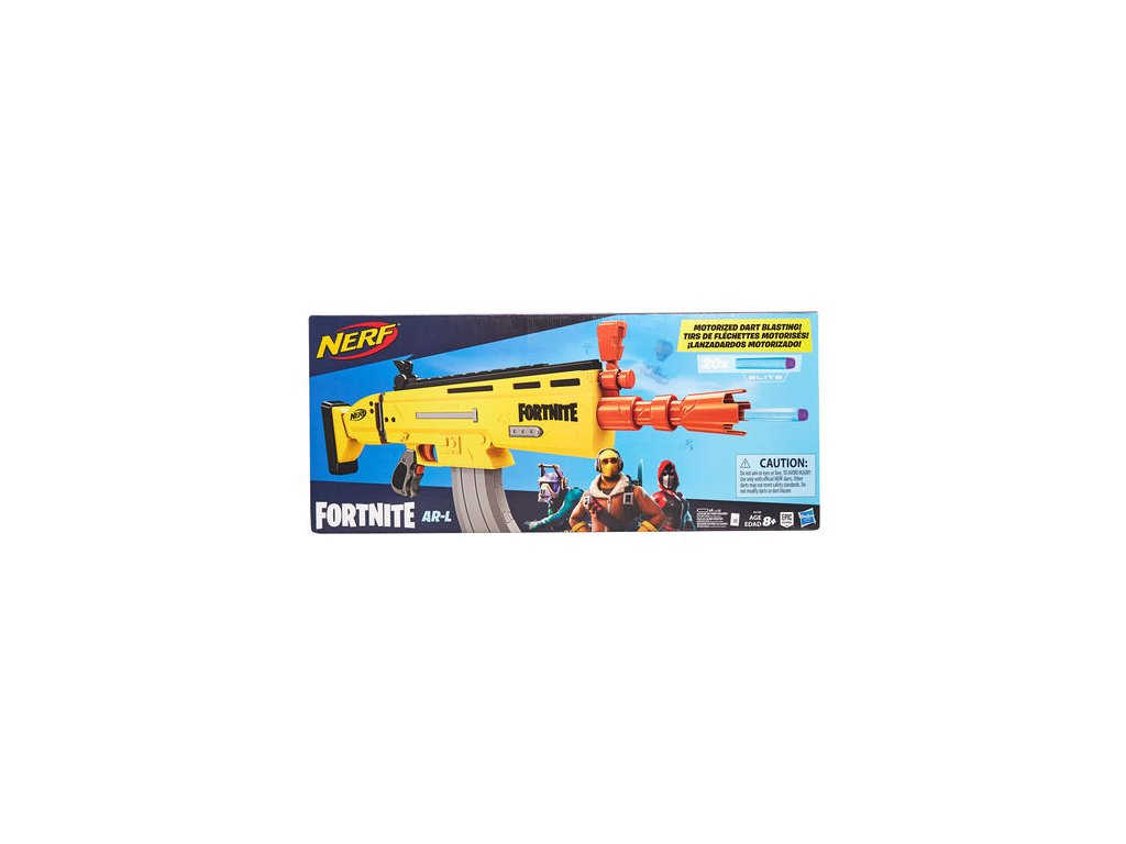 Fortnite Nerf pistole AR-L