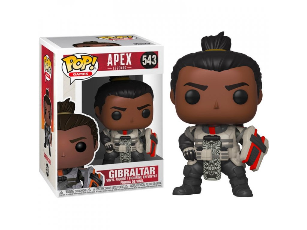 Apex Legends Gibraltar figurka Funko Pop!