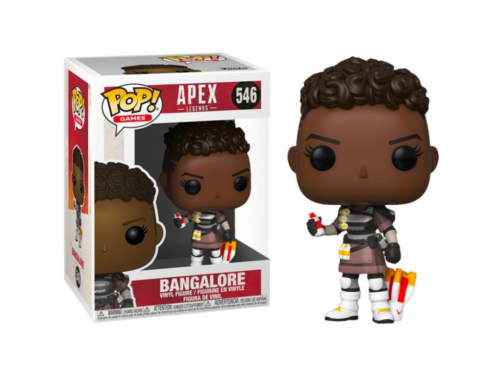 Apex Legends Bangalore figurka Funko Pop!