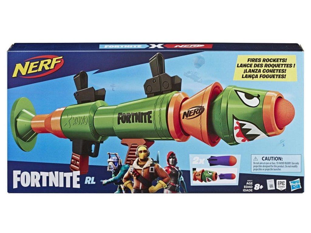 Fortnite Nerf pistole RL