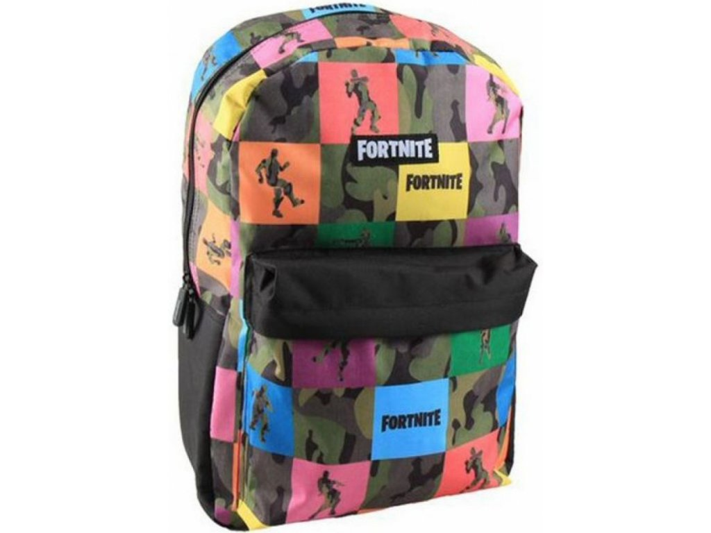 Fortnite batoh barevný
