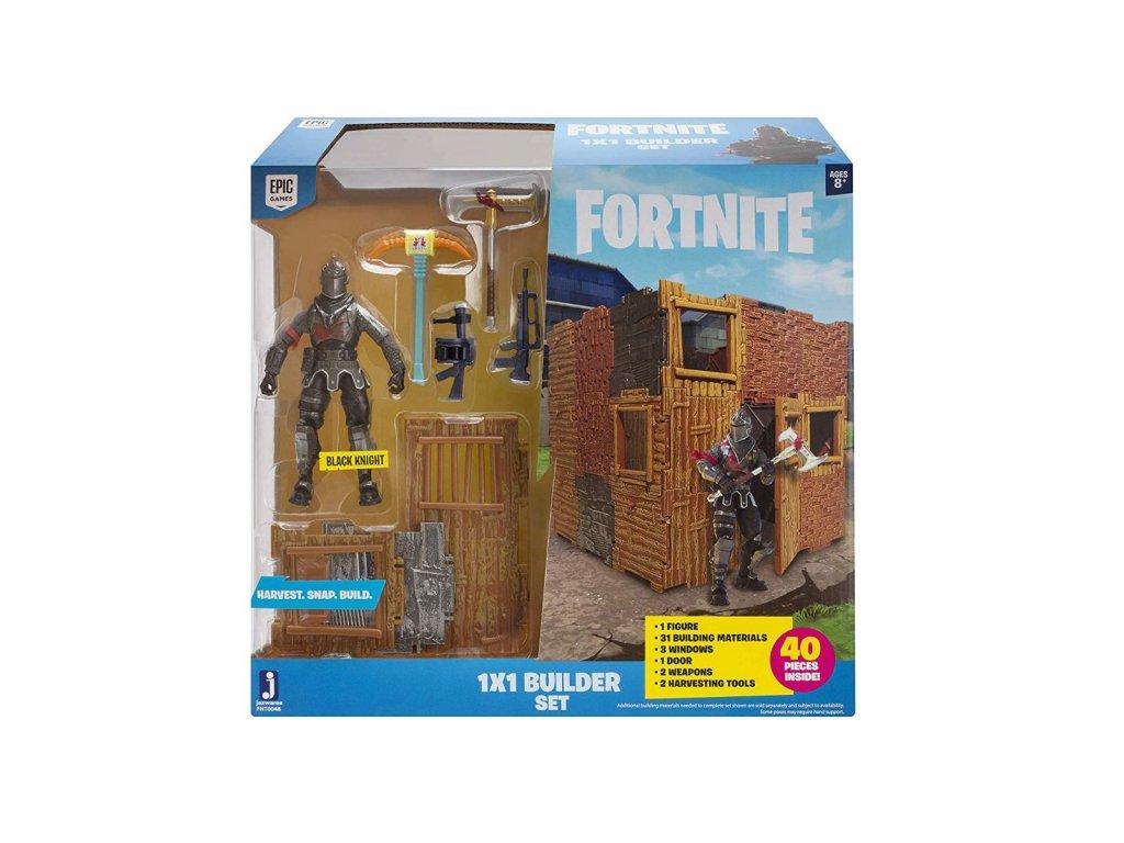 Fortnite Builder set s figurkou Black Knight