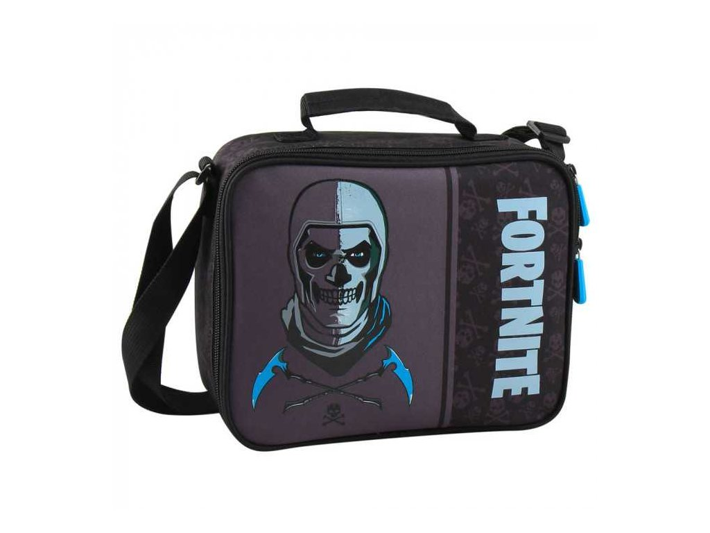 skull trooper 25 cm lunch bag