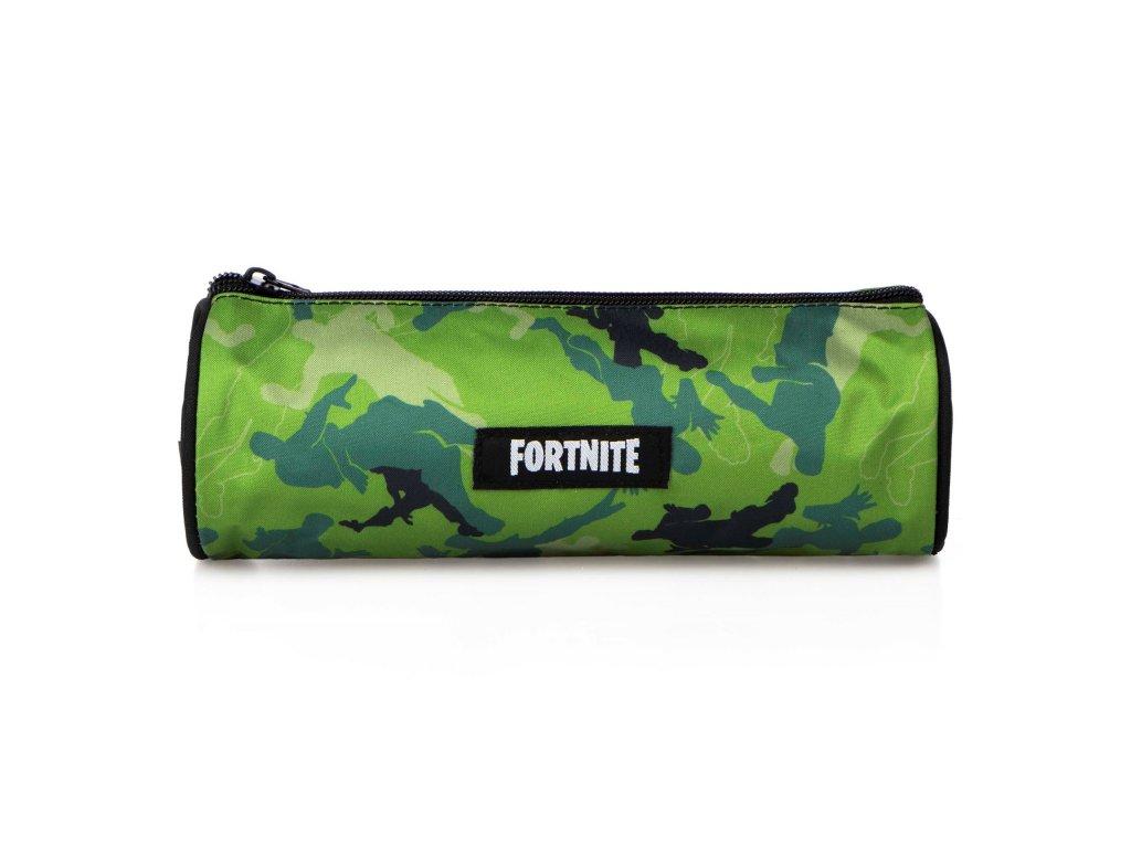 fortnite pencil case green