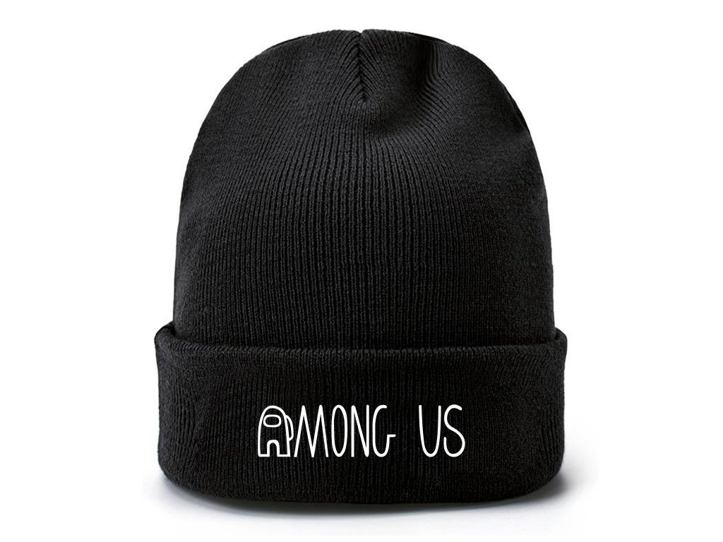dhl 19 styles among us knitted hat cosplay