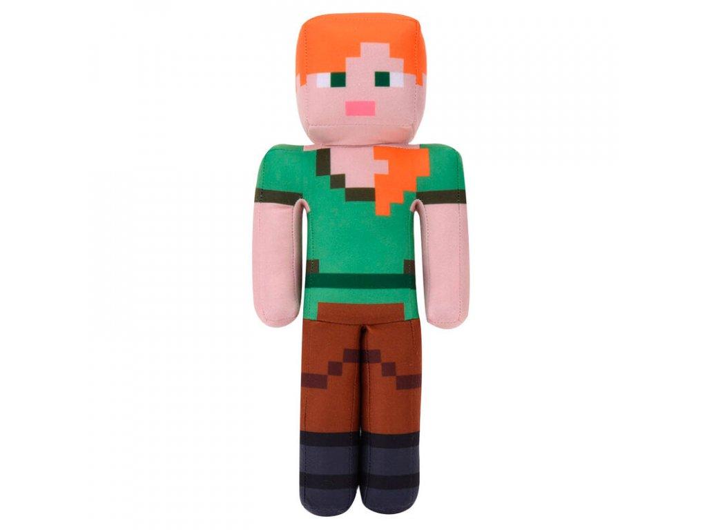 Minecraft plyšák Alex 35 cm