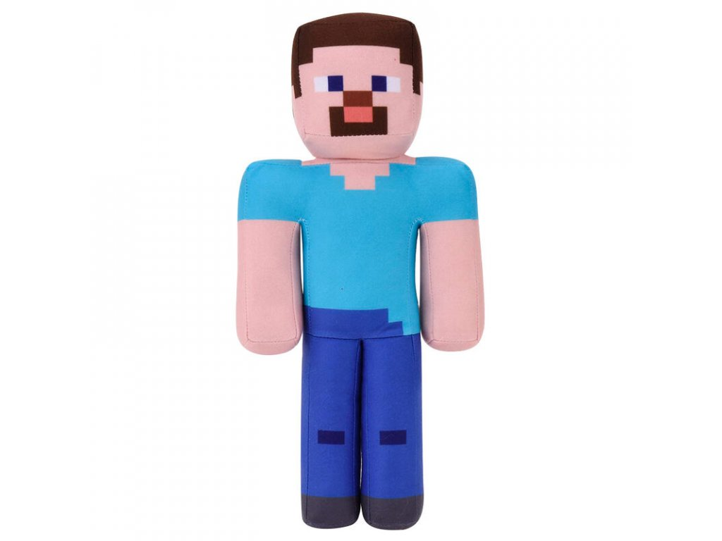 Minecraft plyšák Steve 35 cm