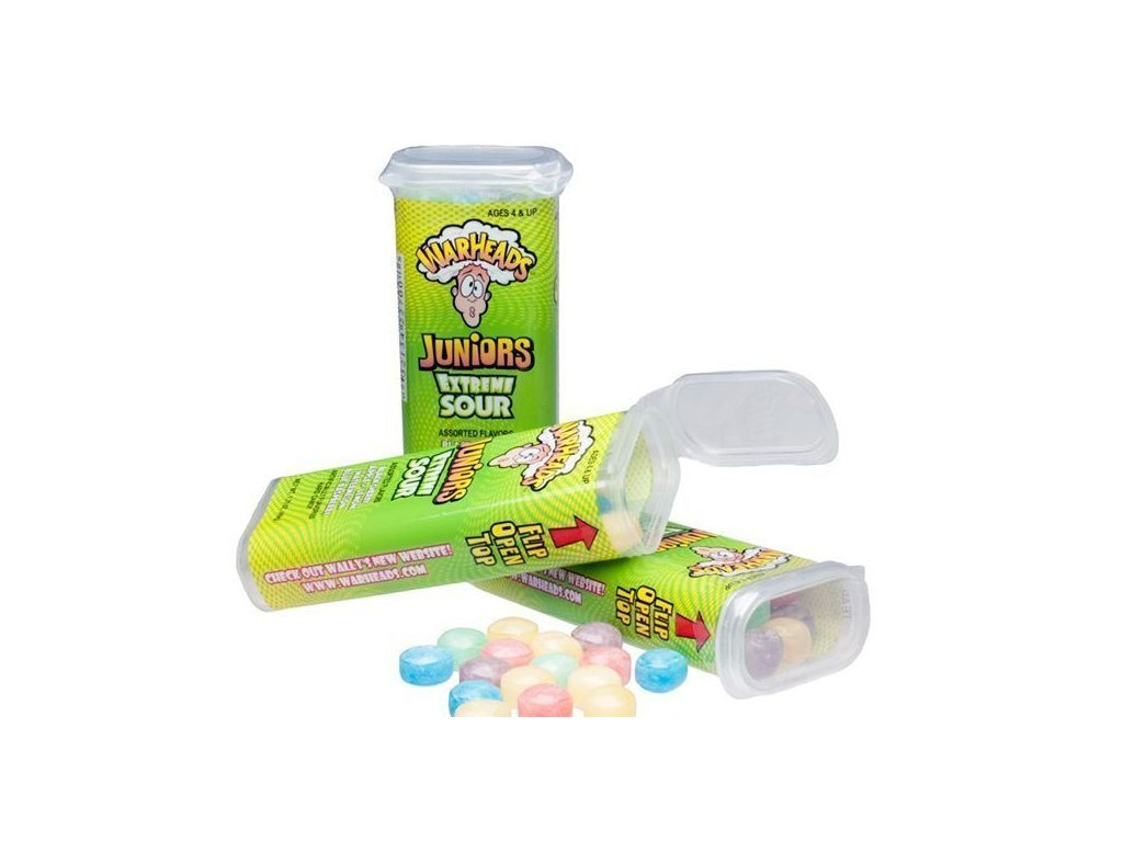 2793 warheads mini size extreme sour hard candy 49g