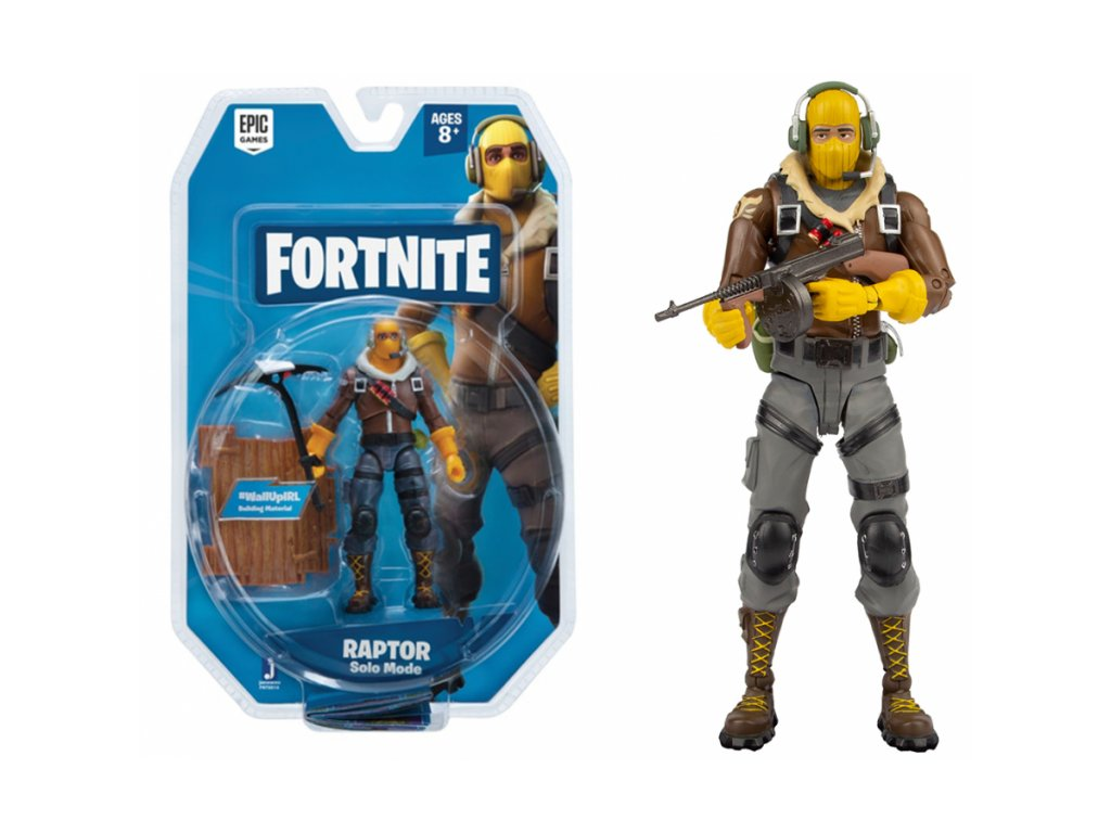 Fortnite figurka Raptor