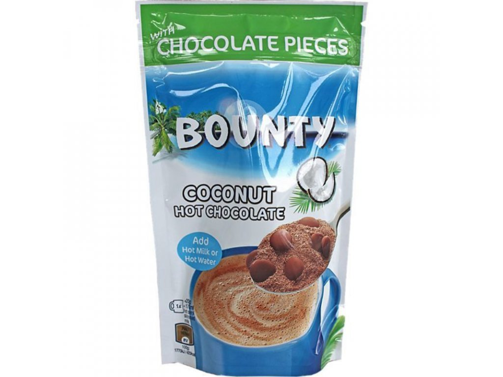 Bounty hot Chocolate 140 g