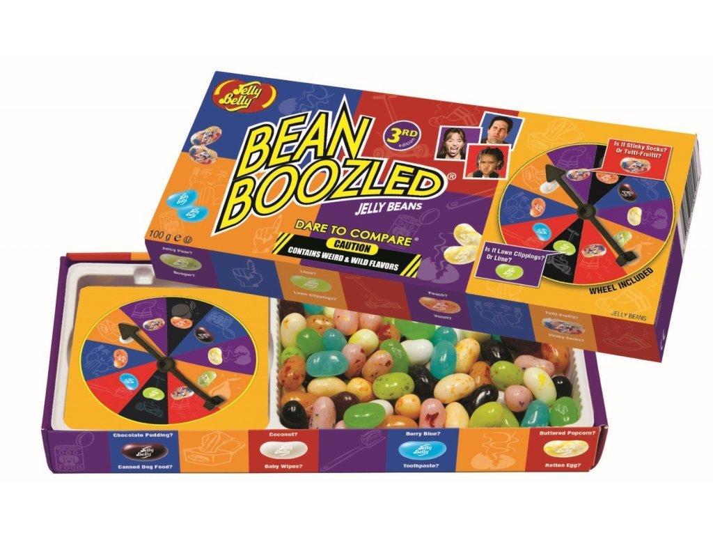 495 jelly belly bean boozled spinner 100g